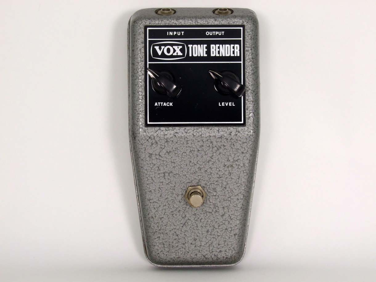 Any Vox Tonebender users/lovers here
