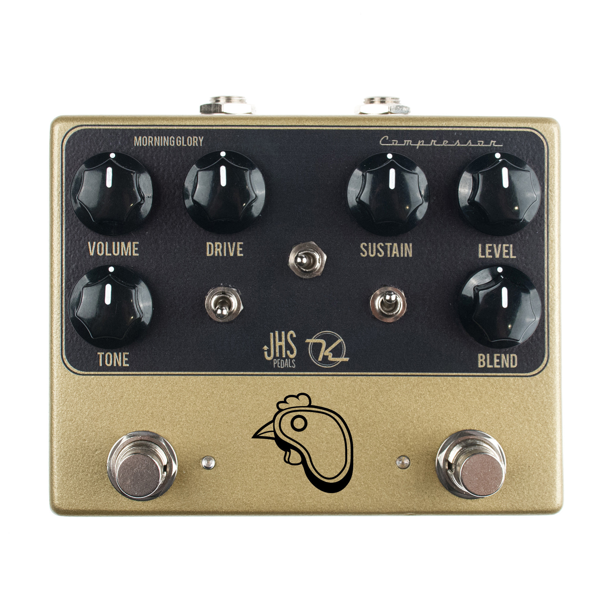 Jhs Pedals And Keeley Electronics Steak And Eggs Tone Report