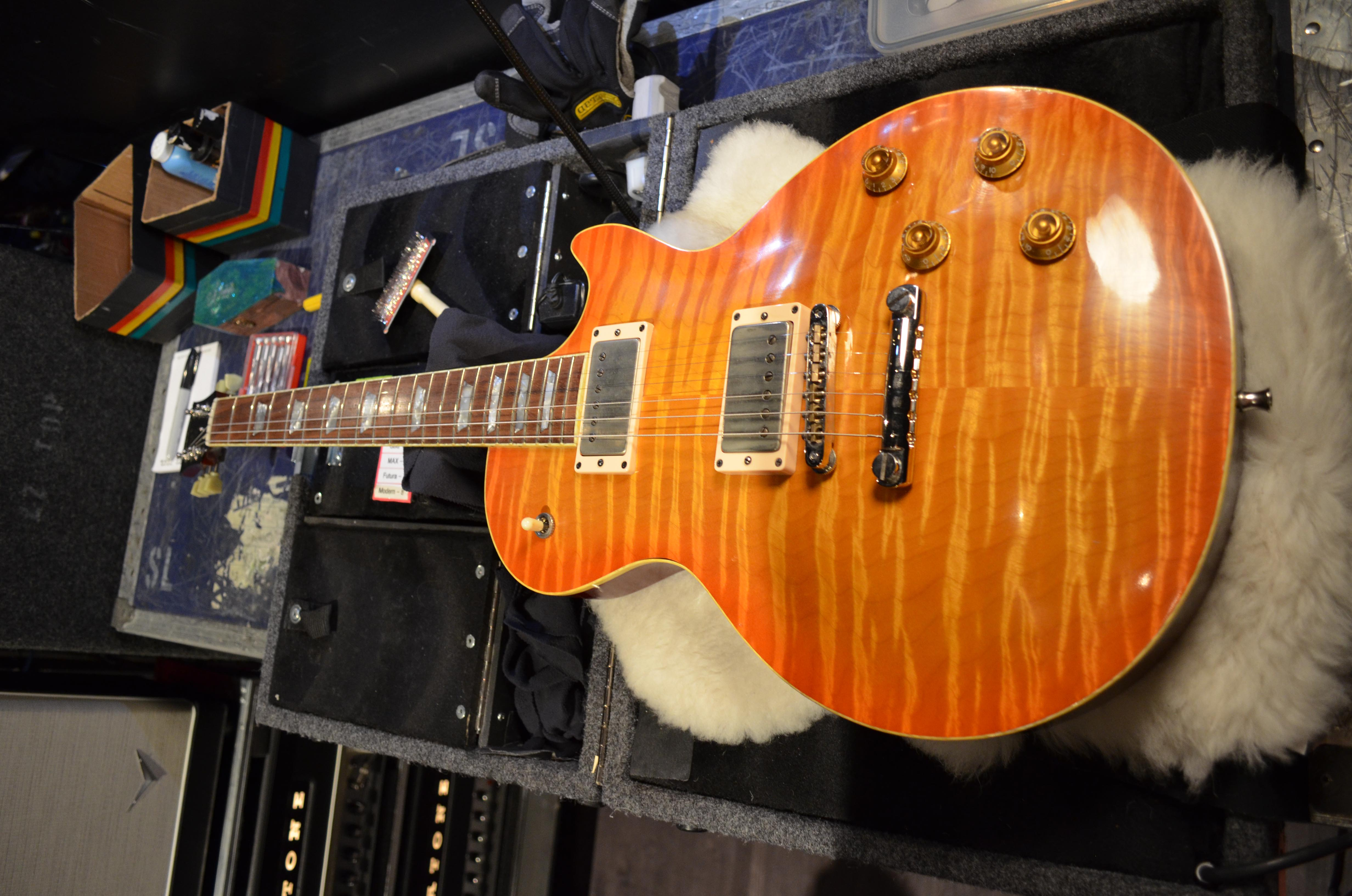 The Guitars Of Billy Gibbons Tone Report