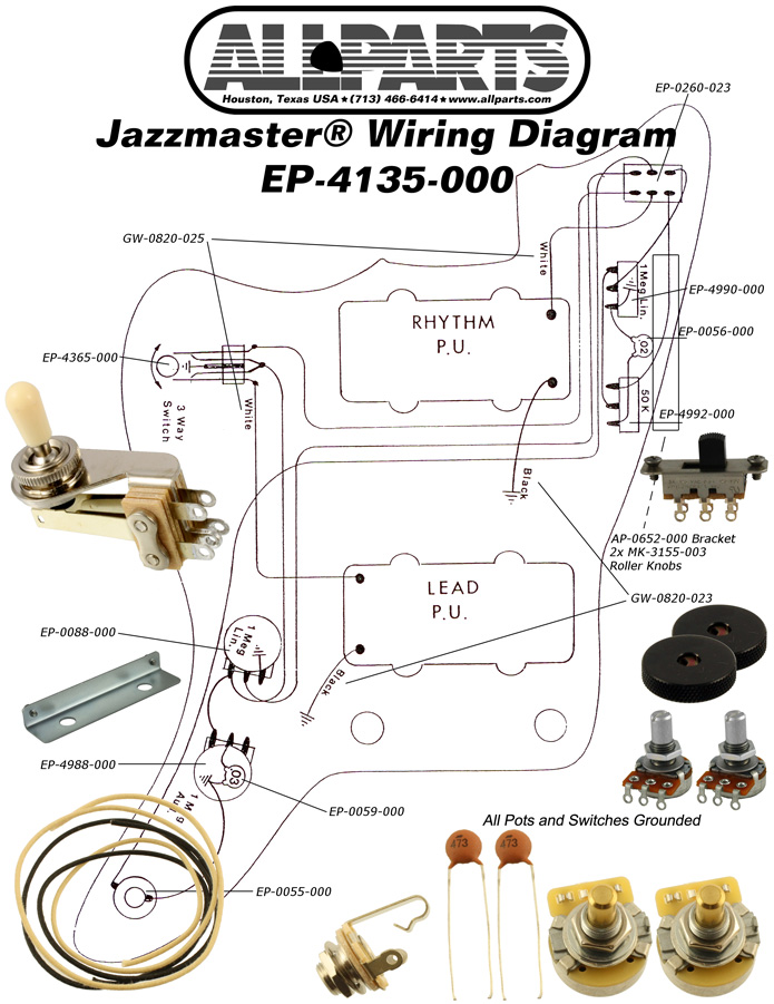 Famous 73 Fender Humbucker Wiring Photo Ideas Vignette - Schematic ...