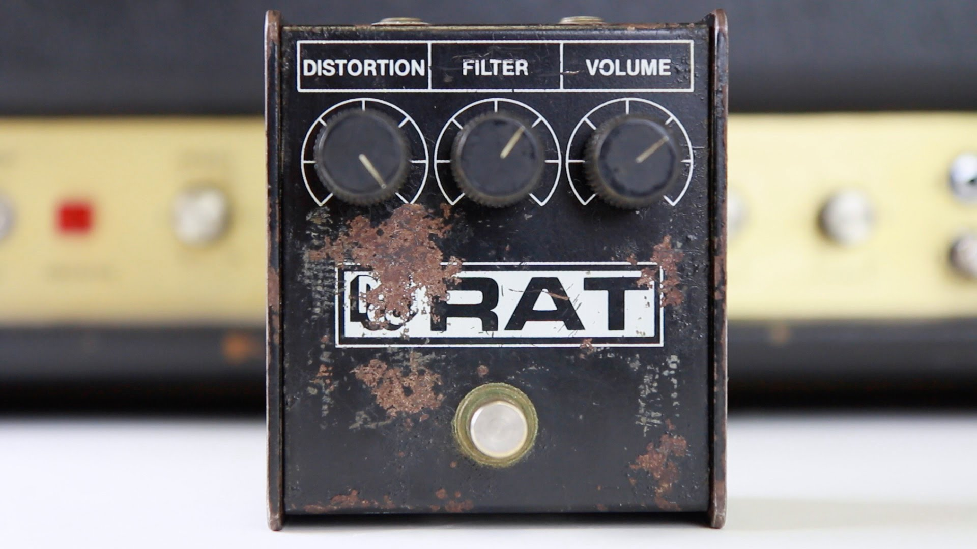 the great rat race  a study in sound on the pro co rat