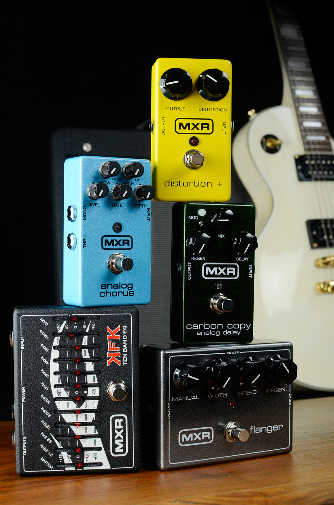 Dream Rigs Made Real Tone Report