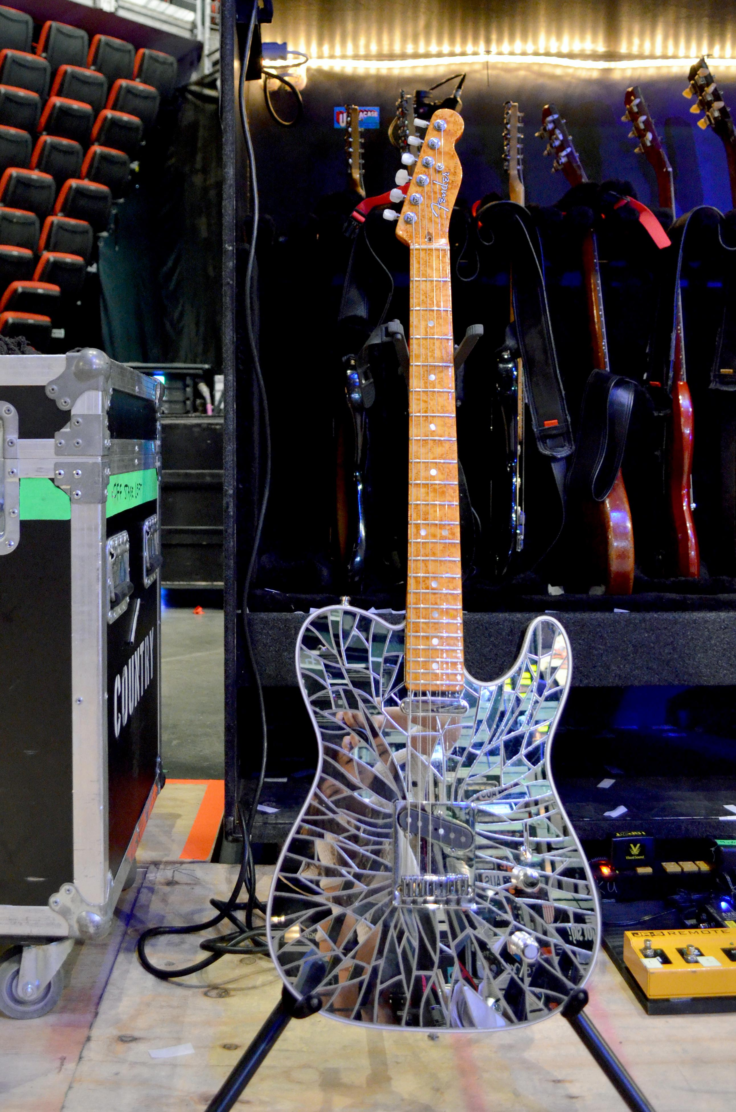 The Guitars Of Keith Urban Tone Report Electricguitarcouk Lesson Electric Guitar Anatomy