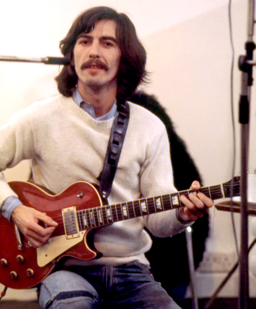 george harrison guitar lucy - photo #2