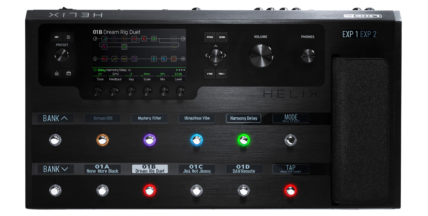 Mothership Of Tone High End Multi Effects Tone Report