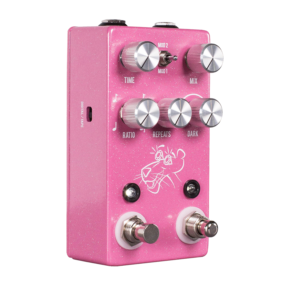 JHS Pedals Pink Panther | Tone Report