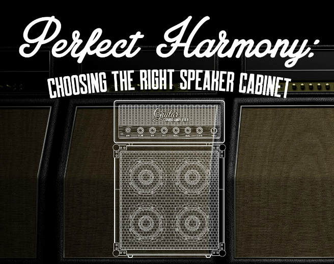 Perfect Harmony: Choosing the Right Speaker Cabinet | Tone Report