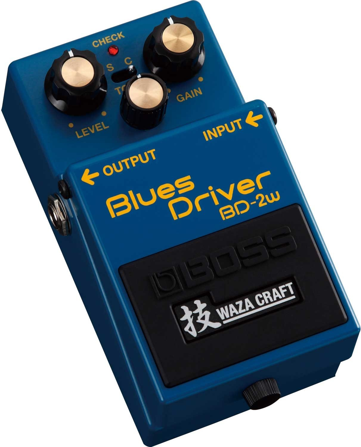 Boss Waza Craft Bd 2w Blues Driver Tone Report Guitar Pedal Wiring Diagrams This Edition Of The Driverthe 2wincludes Originals Controls For Volume And Drive As With Other Pedals