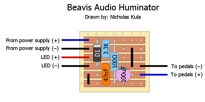 huminator breathe new life into your rig for $10 or less tone report Basic Electrical Wiring Diagrams at mifinder.co