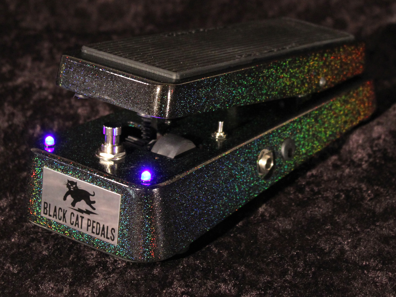 Black Cat Mona Wah Tone Report Pedal Circuit The Vintage From Pedals Is A Fresh Take On Classic Effect Designed In Collaboration With Noted Diy Guru Joe Gagan