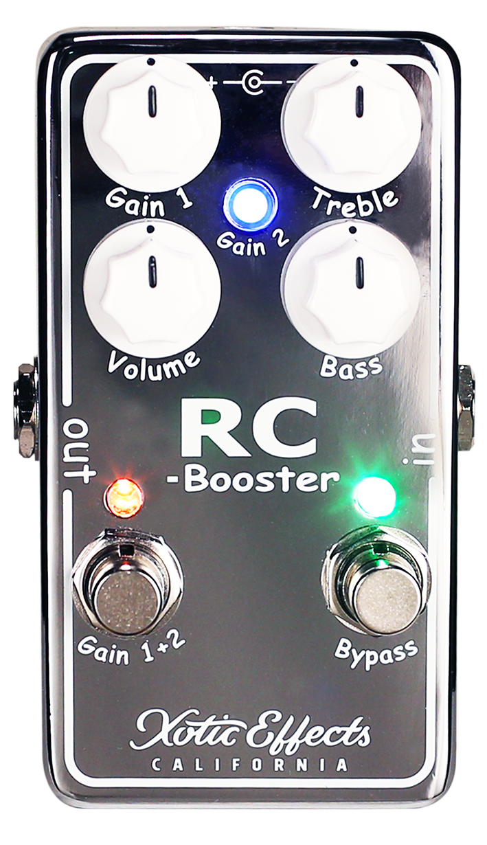 Rc Booster Pedal Schematic Block And Diagrams Car Wiring Xotic Effects V2 Tone Report Rh Tonereport Com Circuit 6 Ch
